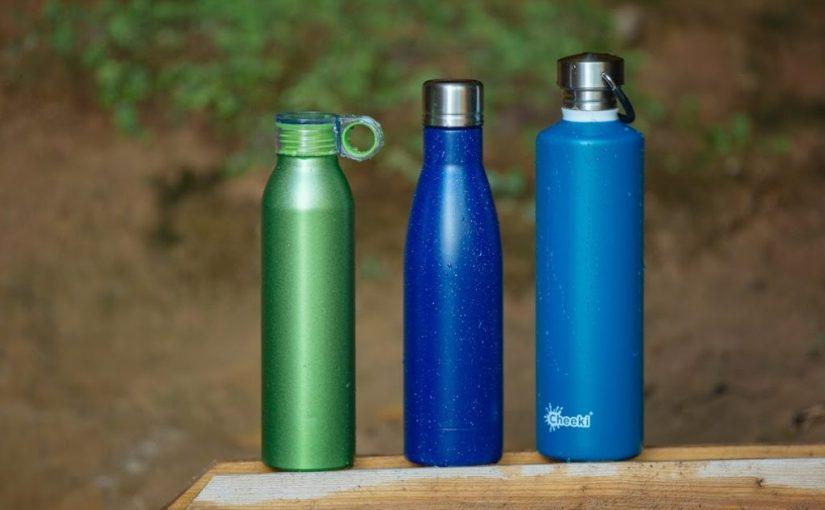 Ūdens pudele – laba dāvana ceļotājam