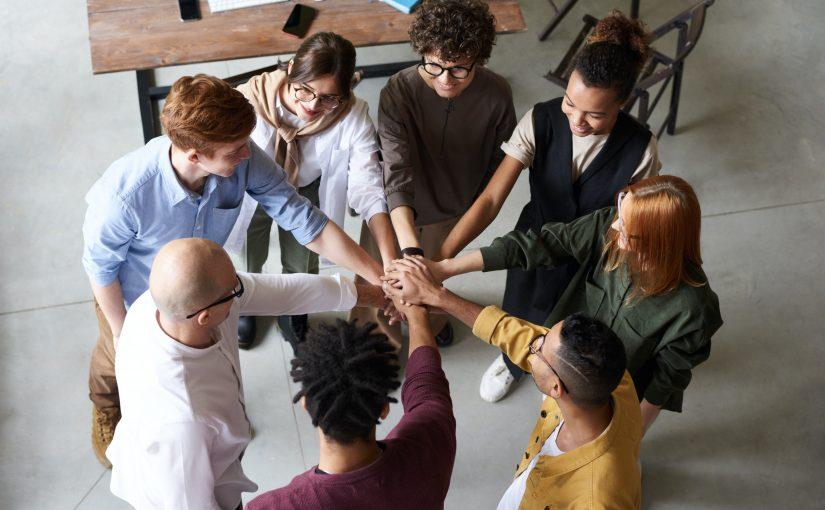Normu pieņemšana darbā komandas saliedēšanai